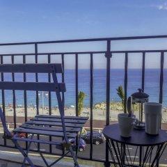 Отель Villa M.Thérèse Promenade Anglais Франция, Ницца - отзывы, цены и фото номеров - забронировать отель Villa M.Thérèse Promenade Anglais онлайн балкон