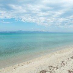 Отель Tricot Beachfront House Pefkohori Греция, Пефкохори - отзывы, цены и фото номеров - забронировать отель Tricot Beachfront House Pefkohori онлайн пляж