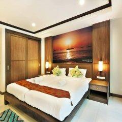 Отель Ratana Hill Таиланд, Патонг - 3 отзыва об отеле, цены и фото номеров - забронировать отель Ratana Hill онлайн комната для гостей