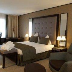 Отель Hilton Garden Inn Brussels City Centre комната для гостей фото 4