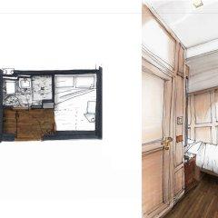 Отель Mimi's Suites Великобритания, Лондон - отзывы, цены и фото номеров - забронировать отель Mimi's Suites онлайн интерьер отеля фото 2