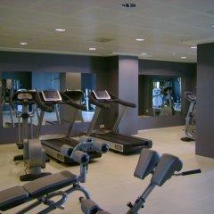 Отель Sercotel Sorolla Palace фитнесс-зал фото 2