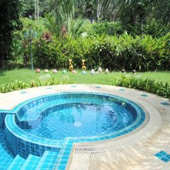 Отель Baan Rom Mai Resort Самуи бассейн фото 2