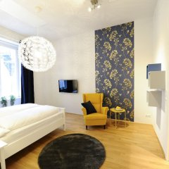 Апартаменты Leuhusen Nuss Apartments Вена комната для гостей фото 2