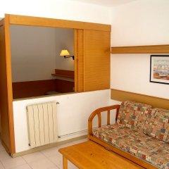 Отель Rentalmar Salou Pacific Испания, Салоу - 3 отзыва об отеле, цены и фото номеров - забронировать отель Rentalmar Salou Pacific онлайн комната для гостей фото 5