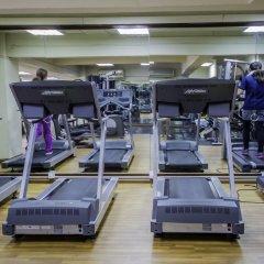Отель Diamond Westlake Suites Ханой фитнесс-зал фото 3