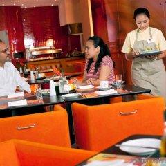 Отель Novotel Suites Mall of the Emirates питание фото 3
