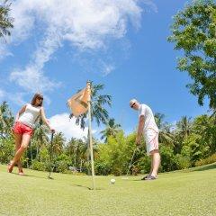 Отель Sun Island Resort & Spa Мальдивы, Маччафуши - 6 отзывов об отеле, цены и фото номеров - забронировать отель Sun Island Resort & Spa онлайн спортивное сооружение