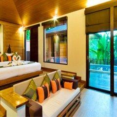 Отель Korsiri Villas Таиланд, пляж Панва - отзывы, цены и фото номеров - забронировать отель Korsiri Villas онлайн балкон