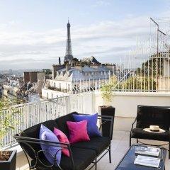 Hotel de Sers-Paris Champs Elysees бассейн фото 3