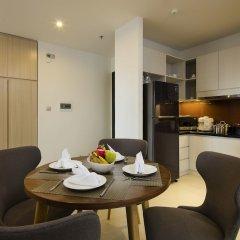 Апартаменты Oakwood Apartments Ho Chi Minh City в номере