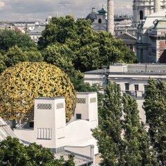 Отель Mercure Secession Wien балкон
