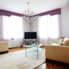 Апартаменты Апартон Минск комната для гостей