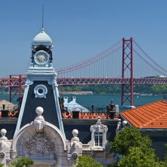 Pestana Palace Lisboa - Hotel & National Monument Лиссабон приотельная территория фото 2