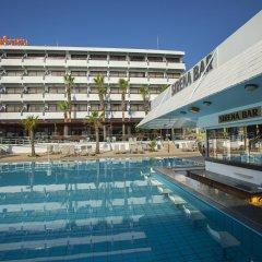 Отель Cavo Maris Beach бассейн фото 2