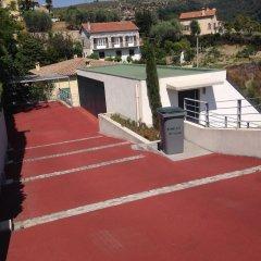 Отель Villa 5 étoiles Nice St Pancrace парковка