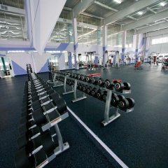 Гостиница Ryan Johnson фитнесс-зал фото 3