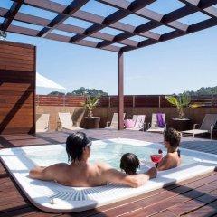 Delfin Hotel бассейн