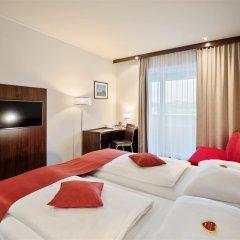 Отель Austria Trend Salzburg Mitte Зальцбург комната для гостей фото 5