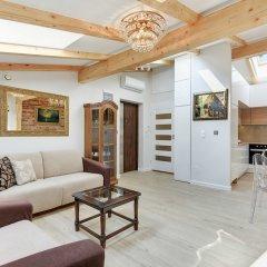Апартаменты Lion Apartments - Parkowa 33a комната для гостей фото 2