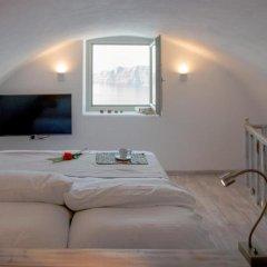 Отель La Perla Villas - Adults Only Греция, Остров Санторини - отзывы, цены и фото номеров - забронировать отель La Perla Villas - Adults Only онлайн комната для гостей фото 4
