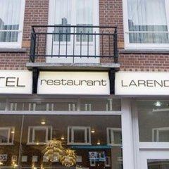 Отель Larende Нидерланды, Амстердам - 1 отзыв об отеле, цены и фото номеров - забронировать отель Larende онлайн вид на фасад фото 2