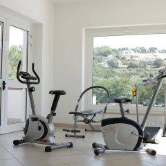 Отель Medea Resort Беллона фитнесс-зал