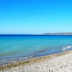 Dionysos Hotel пляж фото 2