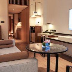 Отель Kapok Shenzhen Luohu Китай, Шэньчжэнь - отзывы, цены и фото номеров - забронировать отель Kapok Shenzhen Luohu онлайн интерьер отеля фото 3