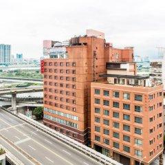 Hotel Riverview Taipei балкон