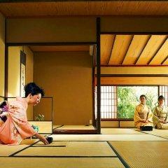 Отель Chinzanso Tokyo Япония, Токио - отзывы, цены и фото номеров - забронировать отель Chinzanso Tokyo онлайн фитнесс-зал фото 3