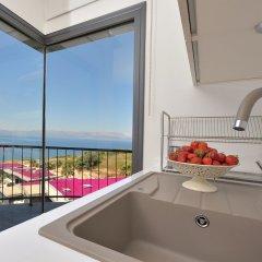 Отель Quattordici Residence Чешме ванная