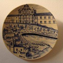 Отель Apartamentos Sao Joao Португалия, Орта - отзывы, цены и фото номеров - забронировать отель Apartamentos Sao Joao онлайн интерьер отеля