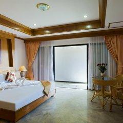 Отель Royal Prince Residence 2* Улучшенный номер разные типы кроватей фото 2