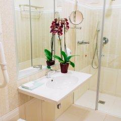 Отель SarOtel Албания, Тирана - отзывы, цены и фото номеров - забронировать отель SarOtel онлайн ванная фото 2