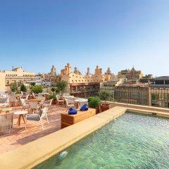 Отель H10 Casa Mimosa бассейн фото 2