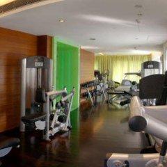 Отель The Park New Delhi фитнесс-зал фото 2