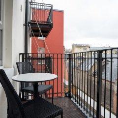 Отель onefinestay - Bloomsbury private homes балкон
