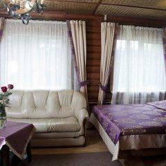 Гостиница Петров Двор Новосибирск комната для гостей