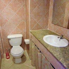 Апартаменты Sea View 1 bed Apartment Паттайя ванная