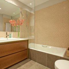 Отель Home Club Serrano I Испания, Мадрид - отзывы, цены и фото номеров - забронировать отель Home Club Serrano I онлайн ванная