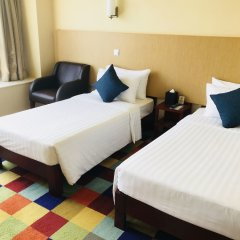 Отель COZi · Harbour View (Previously Newton Place Hotel ) Китай, Гонконг - отзывы, цены и фото номеров - забронировать отель COZi · Harbour View (Previously Newton Place Hotel ) онлайн комната для гостей фото 3