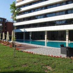 Апартаменты Boomerang Apartments спортивное сооружение