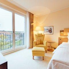 Отель Grand Elysee Гамбург балкон
