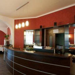 Hotel Koruna гостиничный бар