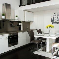 Апартаменты Ricci Apartments в номере