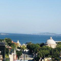 Albatros Hagia Sophia Hotel пляж