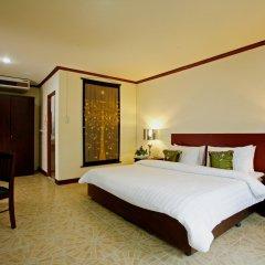 Bamboo Beach Hotel & Spa комната для гостей фото 2