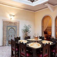 Отель Riad La Kahana питание фото 3