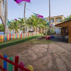 Hotel Playasol Cala Tarida детские мероприятия